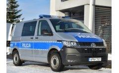 NOWY WÓZ W BRUSKIEJ POLICJI