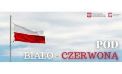 """""""Pod Biało-Czerwoną"""" – Burmistrz Brus zaprasza do udziału w konkursie!"""