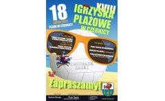 XVIII Igrzyska Plażowe w Czernicy. Zapraszamy!
