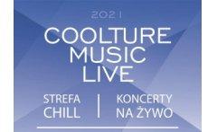 Coolture Music Live - koncerty na żywo już 9 lipca w Brusach!